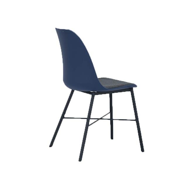 Denver Dining Chair - Midnight Blue - 2
