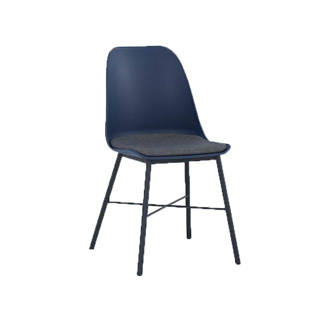 Denver Dining Chair - Midnight Blue - 3