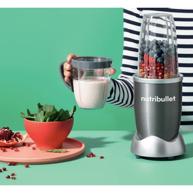 NutriBullet 600W Personal Blender - Grey - 1