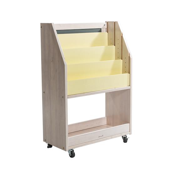 Liliewoods - Julian Bookshelves - Whitewash, Citrus