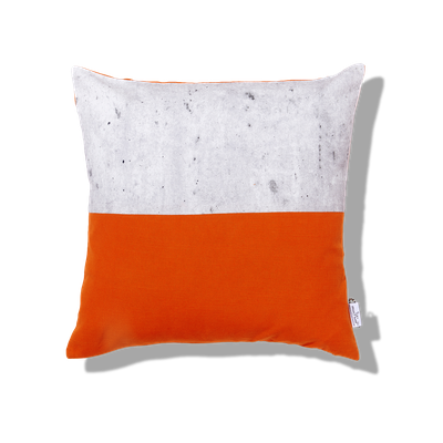 Citori Cushion Cover - Burn Orange - Image 1