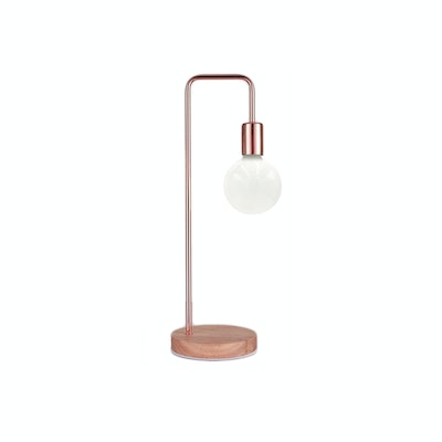 Rosa Oro Table Lamp Copper Hipvan