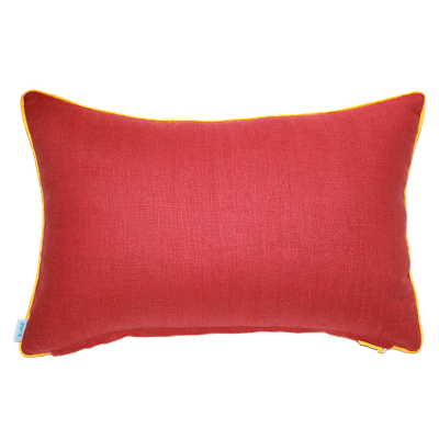 Flora Rectangle Cushion - Image 2