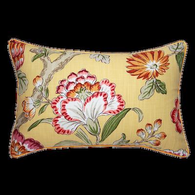 Flora Rectangle Cushion - Image 1