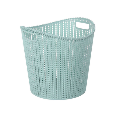 Alice Laundry Basket - Blue - Image 1