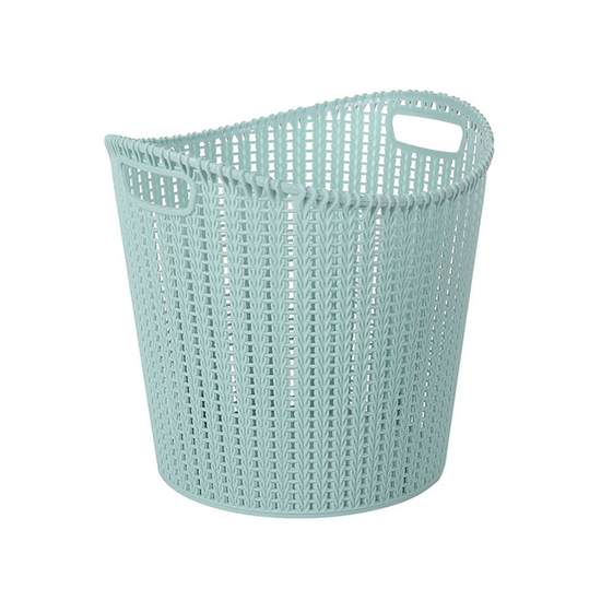 1688 - Alice Laundry Basket - Blue