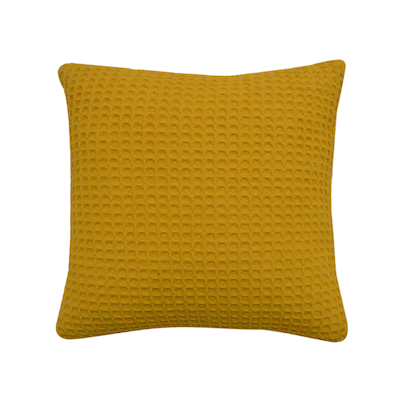 Natalia Cushion - Yellow - Image 2