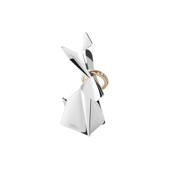 Umbra - Origami Elephant Ring Holder - Chrome