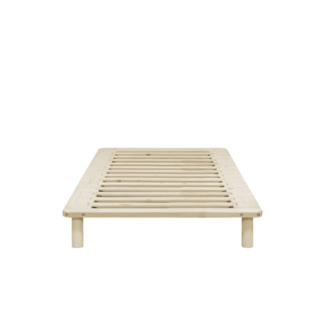 Hiro Single Platform Bed - 3