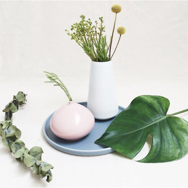 Ceramic Display Tray - Blue Grey - 4