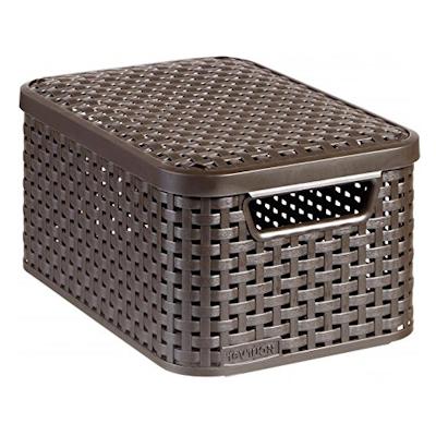 Style Box V2 + Lid - Dark Brown - Image 2