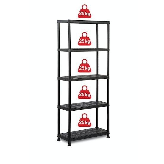 KIS - Shelf Plus 75/5