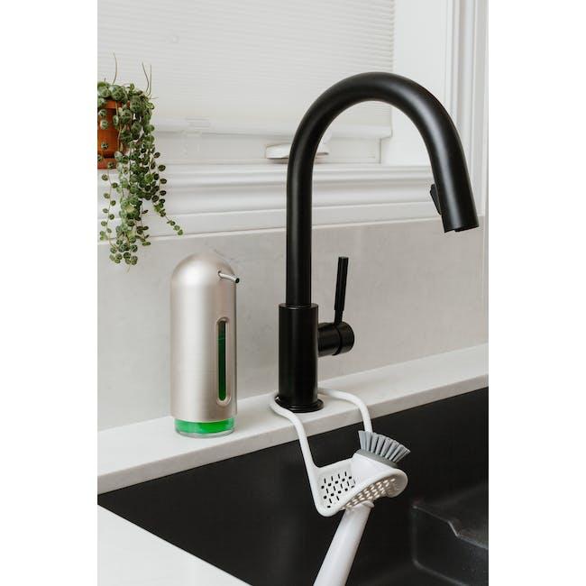 Penguin Soap Pump - Nickel - 1