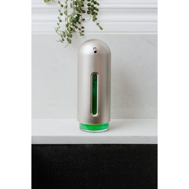 Penguin Soap Pump - Nickel - 5