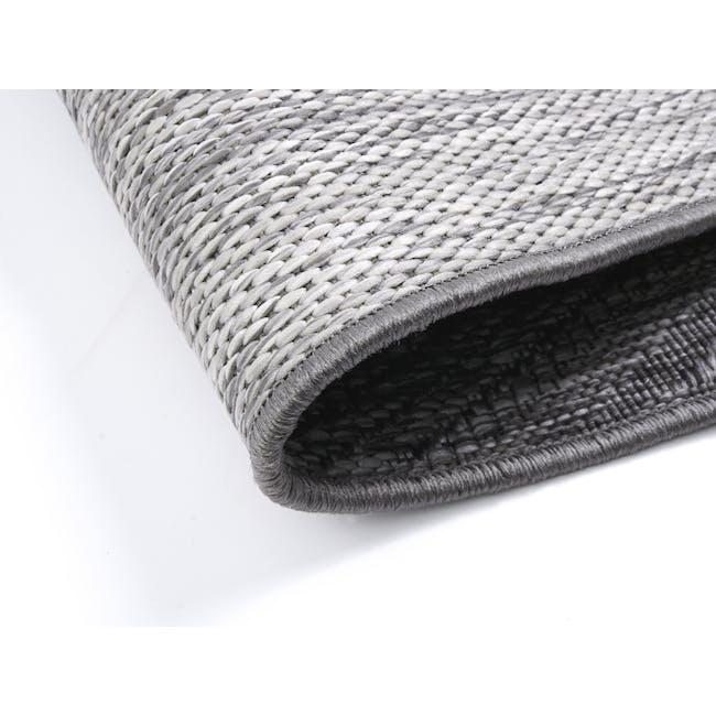 Timber Flatwoven Rug 2.9m x 2.0m - Dark Chevon - 4