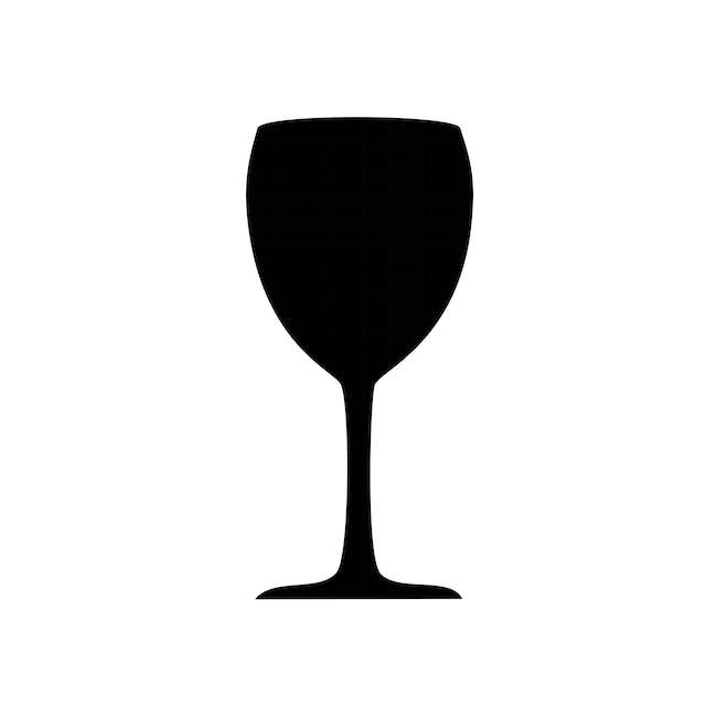 Securit Wineglass-Shaped Chalkboard - 0