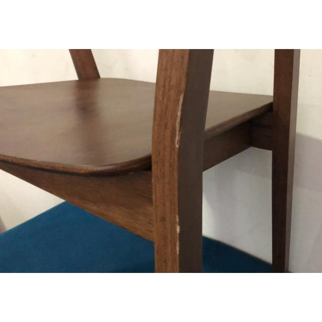 (As-is) Greta Chair - Cocoa - 4 - 11
