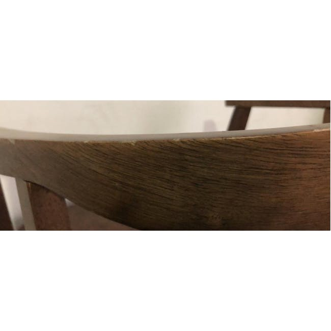 (As-is) Greta Chair - Cocoa - 4 - 8