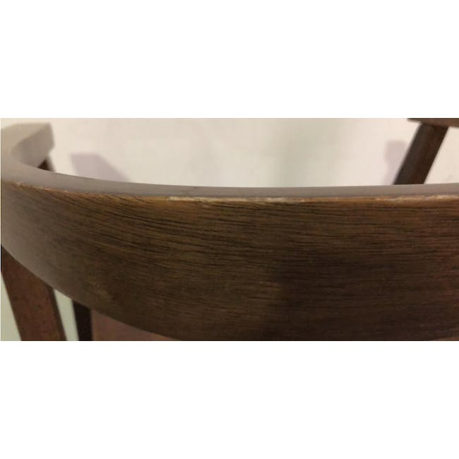 (As-is) Greta Chair - Cocoa - 4 - 3
