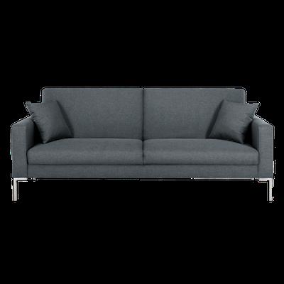 Leslie Sofa Bed - Granite - Image 1