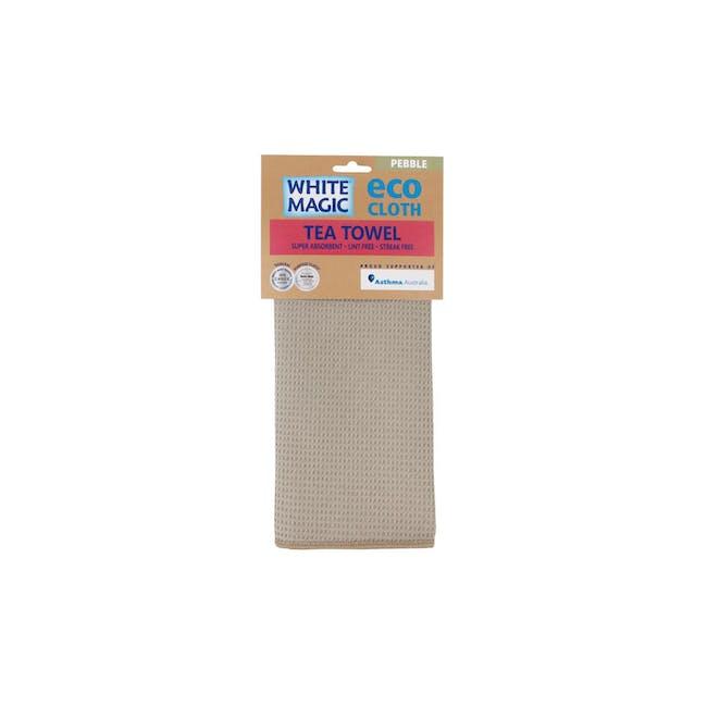 Tea Towel Single - Pebble - 2