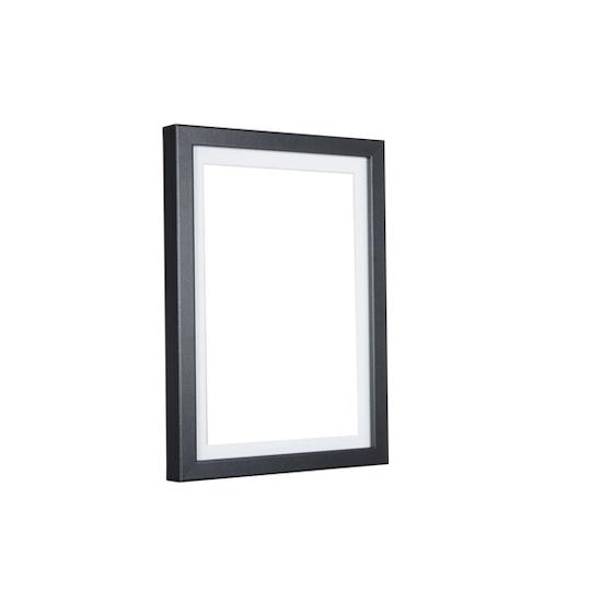 A4 Size Wooden Frame - Black - Image 1