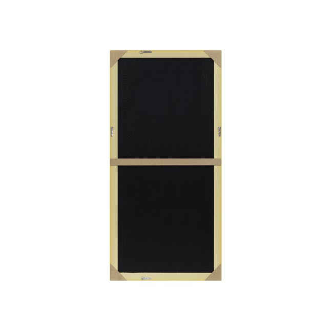 Scarlett Full-Length Mirror 70 x 170 cm - Oak - 2