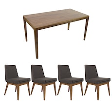 Milan x Berlin Dining Set