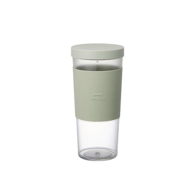 BRUNO Cordless Blender - Green - 1