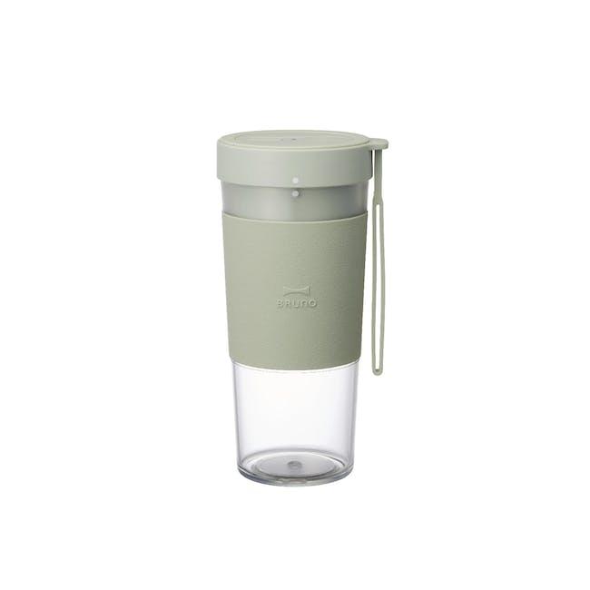 BRUNO Cordless Blender - Green - 0