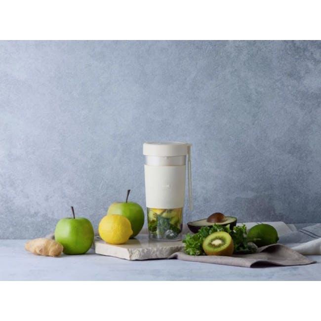 BRUNO Cordless Blender - Green - 8