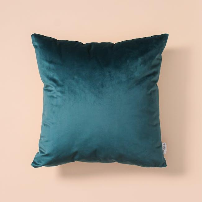 Pfeiffer Beach Throw Cushion - Emerald Green - 3