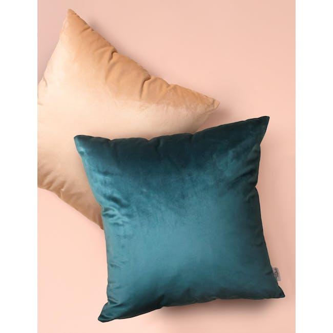 Pfeiffer Beach Throw Cushion - Emerald Green - 2