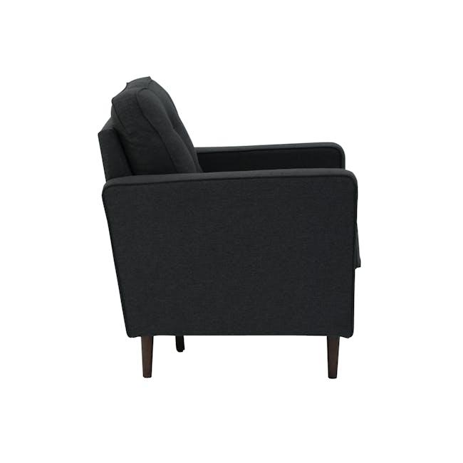 Royce Armchair -  Seal (Fabric) - 2