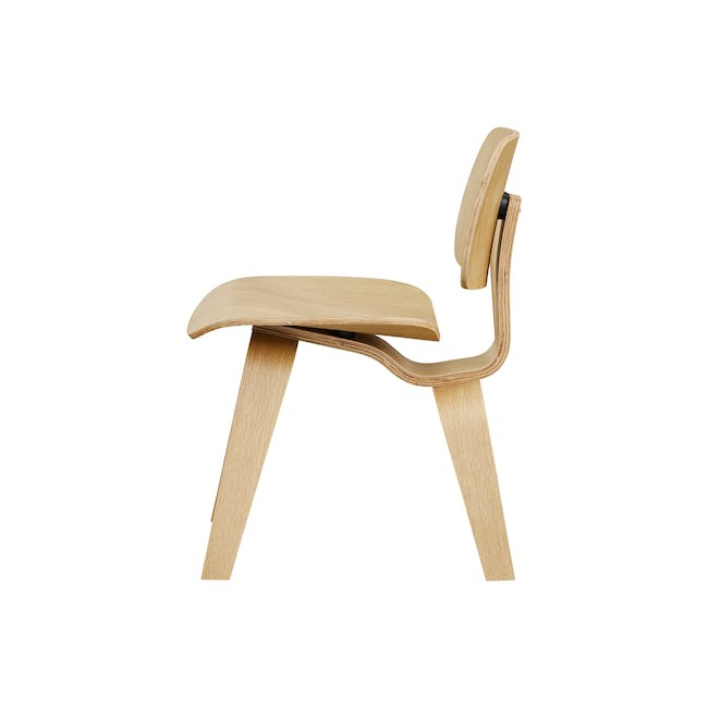Eames Molded Plywood Dining Chair Replica - Oak - 2
