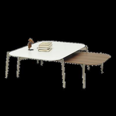 Nova High Coffee Table with Nova Low Coffee Table - Image 2