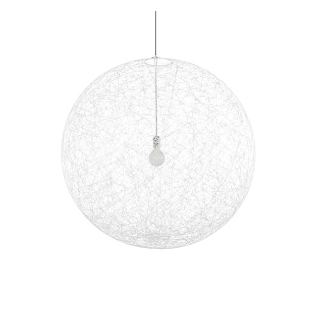 Moooi Random Pendant Light Ø40 cm - White - 0