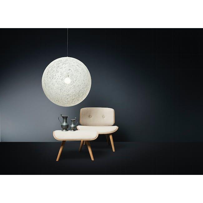 Moooi Random Pendant Light Ø50 cm - White - 1