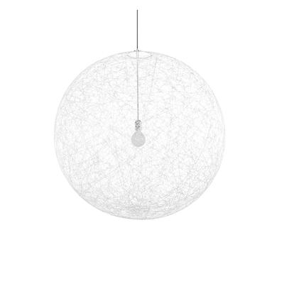 Random Pendant Light Ø40 cm - White - Image 1