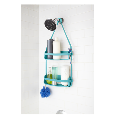 Flex Shower Caddy - Surf Blue - Image 2