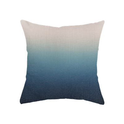 Ombre Cushion - Coastline - Image 1