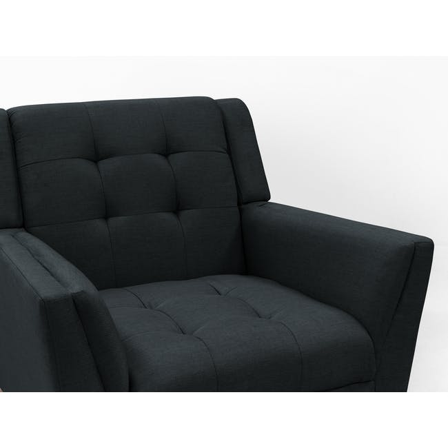 Stanley 3 Seater Sofa with Stanley Armchair - Orion - 6
