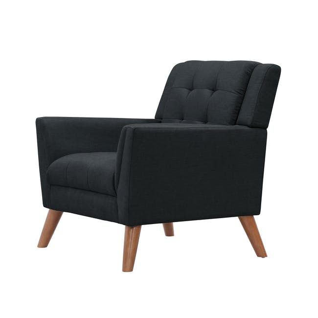Stanley 3 Seater Sofa with Stanley Armchair - Orion - 7