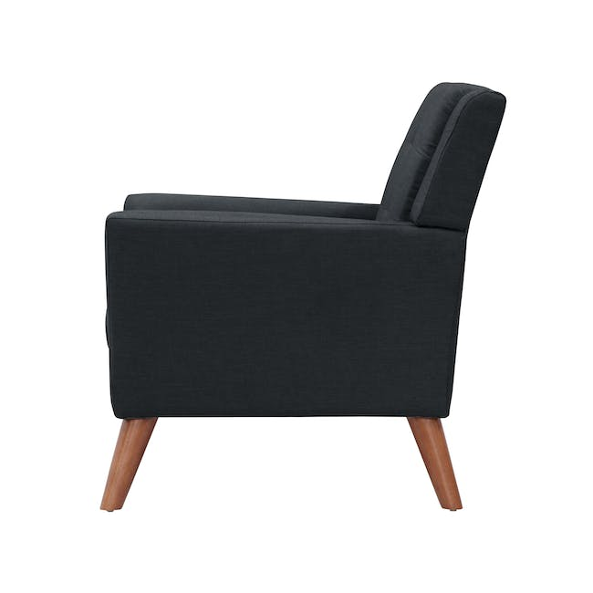 Stanley 3 Seater Sofa with Stanley Armchair - Orion - 9