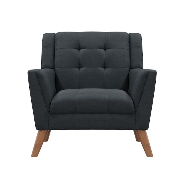 Stanley 2 Seater Sofa with Stanley Armchair - Orion - 1