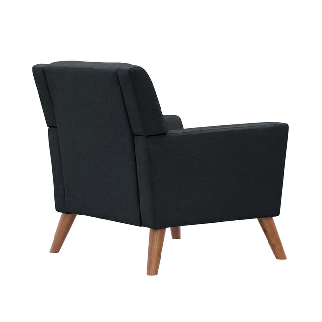 Stanley 2 Seater Sofa with Stanley Armchair - Orion - 4