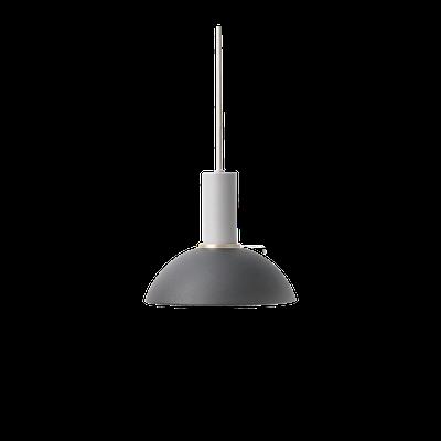 Addison Pendant Lamp - Light Grey, Black - Image 1