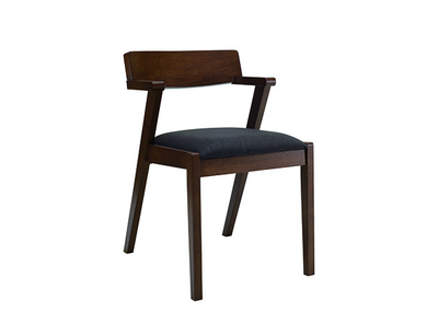 Imogen Dining Chair - Cocoa, Mud