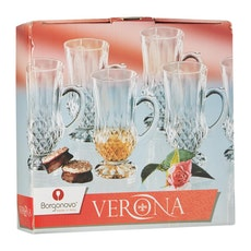 Verona Footed Mug 12 cl (6 pcs)