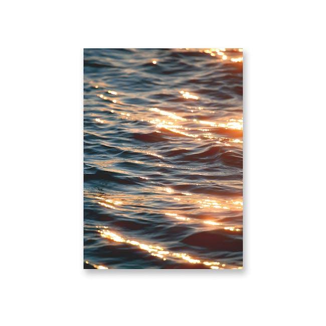 Borderless Adventure Art Print on Paper (2 Sizes) - Ocean Waves - 0